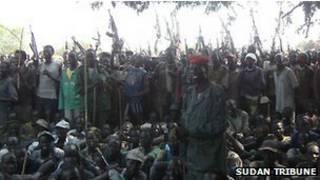 Sudan kusin