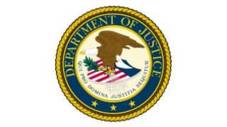 Эмблема минюста США