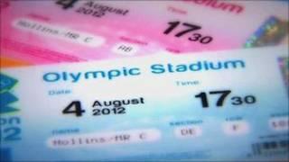 倫敦2012奧運門票