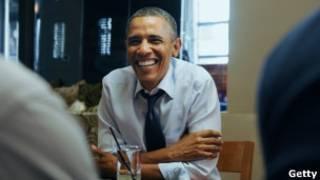 O presidente dos Estados Unidos, Barack Obama. | Foto: Getty