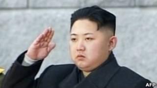 Kim Jong-un, líder norte-coreano (AFP)