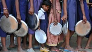 Persoalan malnutrisi di Asia dan Afrika