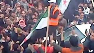 ناظران اتحادیه عرب در سوریه