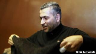 Владелец ресторана Il Pittore Сурэн Мкртчян в Черемушкинском суде