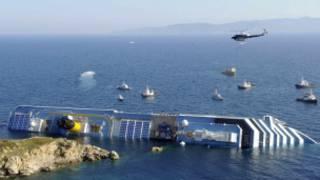 Navio Costa Concordia