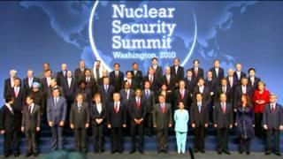 अंतरराष्ट्रीय परमाणु सुरक्षा सम्मेलन