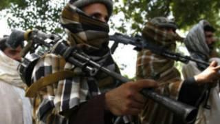 Wasu mayakan Taliban