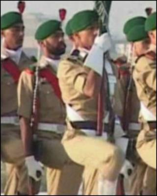 پاکستاني پوځ