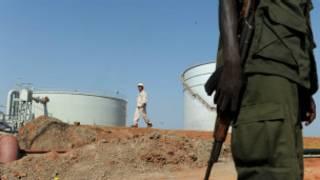 Rumbunan ajiyar mai a Sudan ta Kudu