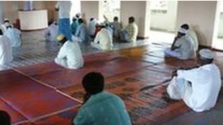 مسجد في سريلانكا