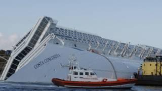 Kapal Costa Concordia