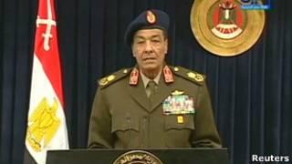 Глава военного совета Египта Мохаммед Хуссейн Тантави