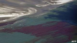 Tràn dầu tại Vịnh Mexico
