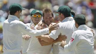 ऑस्ट्रेलियन टीम