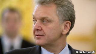Виктор Христенко (19 декабря 2011 года)