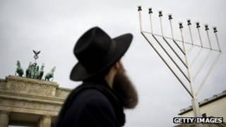 جمعیت یهودی در آلمان