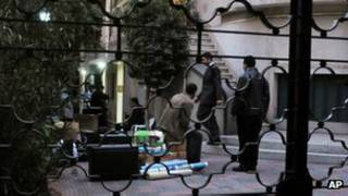 بازداشت در مصر