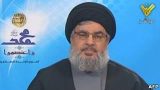 سید حسن نصرالله، دبیرکل حزب الله لبنان