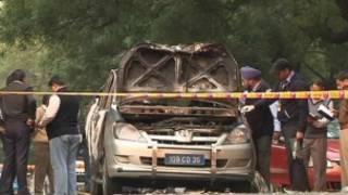 Serangan atas mobil diplomat Israel di Delhi