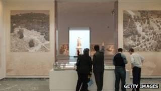 ग्रीस का ओलंपिक म्यूज़ियम