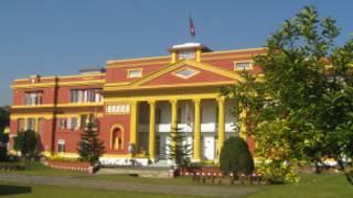 राष्ट्रपति भवन