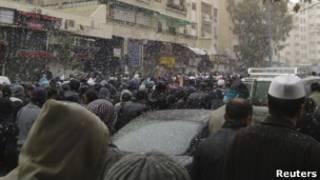 مظاهرات بسورية