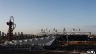 伦敦奥运主会场