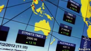 एशिया शेयर बाजार