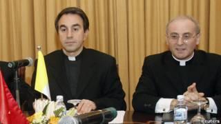 Hội đàm Vatican - Việt Nam hôm 27/2/2012