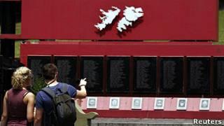 Monumento a la guerra de Malvinas