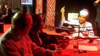 Aicchatou Mousa ta sashen Hausa na BBC
