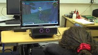 眼睛控制電腦遊戲