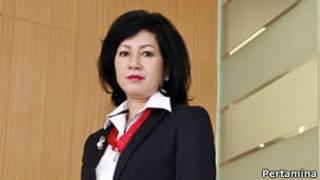 Pertamina CEO, Karen Agustiawan