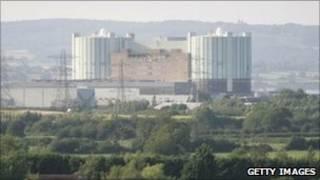 奥尔德伯里核电站