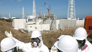 Thảm họa tại nhà máy điện hạt nhân Fukushima