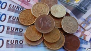 Kudin euro
