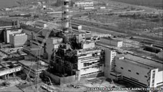 Nhà máy điện hạt nhân Chernobyl