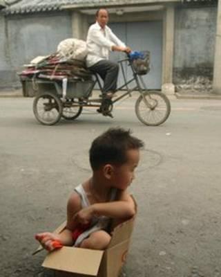 चीन में मानव तस्करी