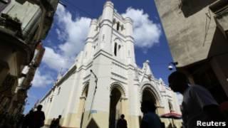 церковь в Гаване