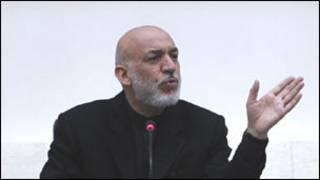 Shugaban kasar Afghanistan, Hamid Karzai