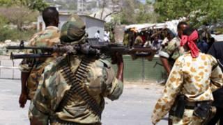 القتال بالصومال