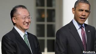 Jim Yong Kim, novo presidente do Banco Mundial. Reuters