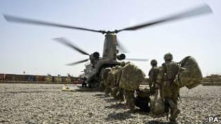 Militares no Afeganistão | Foto: PA