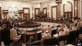 Hội nghị thượng đỉnh của Liên đoàn Ả Rập