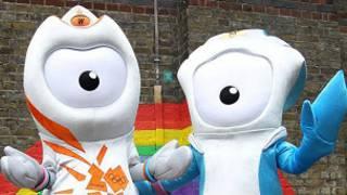 mascotte london 2012