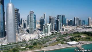 Doha.   Foto: Divulgação