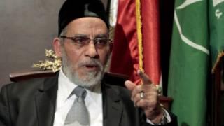 Shugaban kungiyar 'yan Uwa Musulmi na masar, Mohammed Badie