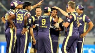आईपीएल टीम कोलकाता नाइट राइडर्स