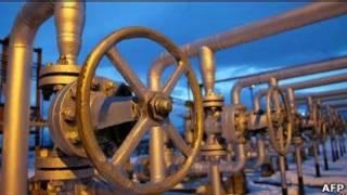 गैस उत्पादन