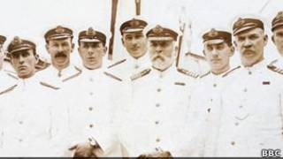 "Экипаж ""Титаника"""